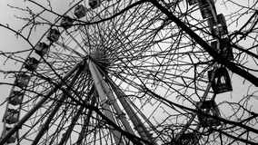 Колесо ferris Podil стоковое фото