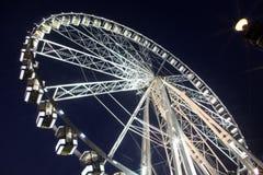 колесо paris Стоковые Фотографии RF