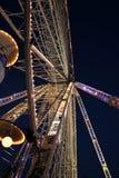 колесо paris ferris Стоковая Фотография