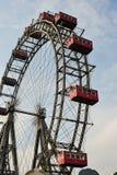 колесо prater парка ferris Стоковое Изображение