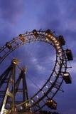 колесо prater ferris гигантское Стоковые Фото