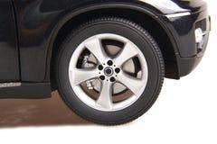 колесо suv автомобиля стоковая фотография rf
