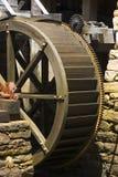 колесо watermill стоковое фото