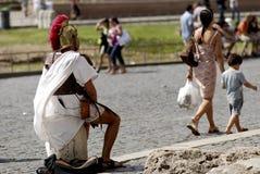 Колизей Италия rome центуриона Стоковая Фотография