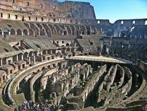 Колизей римской империи стоковые изображения