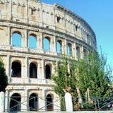Колизей rome стоковое изображение rf