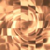 Коллаж текстурировал современное художественное произведение Предпосылка текстуры кофе бесплатная иллюстрация