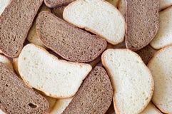 коллаж хлеба Стоковое фото RF