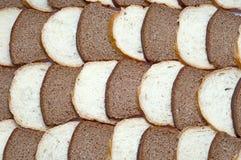 коллаж хлеба Стоковое Фото