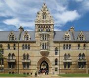 Коллеж церков Христоса в Оксфорде Стоковое Фото