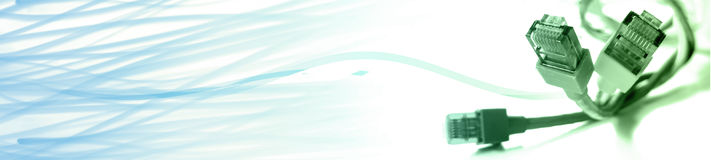 коллектор знамени Стоковое Фото