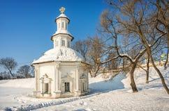 Колодец Pyatnitsky часовни Стоковая Фотография RF