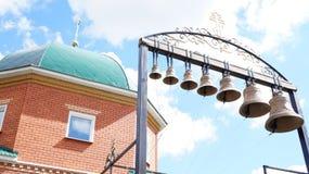 7 колоколов Стоковые Фотографии RF
