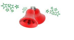 колоколы красные Стоковая Фотография