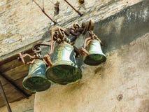 колоколы старые стоковые изображения rf