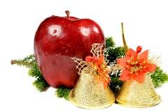 колоколы яблока золотистые Стоковое Фото