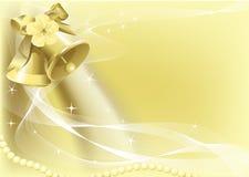 колоколы wedding Стоковое фото RF