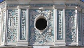 Колокольня собора St Sophia в Киеве Украина часть стоковое изображение