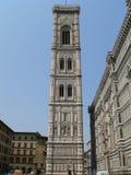 Колокольня di Giotto, Firenze (Италия) Стоковое Изображение RF