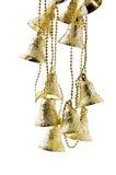 колокол золотистый Стоковое Изображение RF