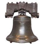 колокол изолировал вольность стоковое изображение