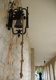 колокол имеет rung Стоковое фото RF