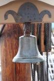 колокол морской стоковое изображение rf