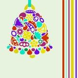 колокол Стоковое Изображение RF