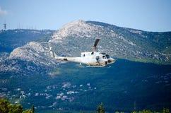 Колокол uh 1 вертолета Стоковое фото RF