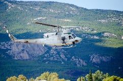 Колокол uh 1 вертолета Стоковое Изображение RF