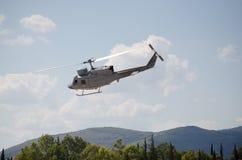 Колокол uh 1 вертолета Стоковое Фото