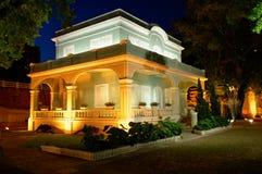 колониальная сохраненная дом Стоковое Изображение