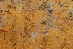 колониальная увяданная стена краски Стоковое фото RF