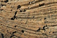 Колонка базальта Стоковая Фотография RF