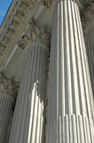 колонки банка Стоковое фото RF