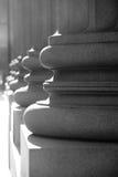 колонки ионные Стоковые Фотографии RF