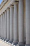 колонки ионные Стоковая Фотография RF