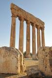 колонки римские Стоковые Фото