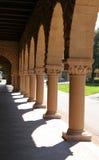 колоннада Стоковая Фотография