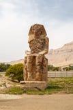Колоссы Memnon. Луксор, Египет Стоковые Изображения
