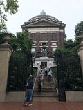 Колумбийский университет Нью-Йорка Стоковые Изображения