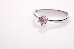 кольца диаманта Стоковое Изображение