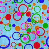 кольца кругов Стоковое Изображение RF