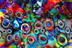 кольца партии Стоковые Фотографии RF