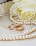 кольца Стоковая Фотография