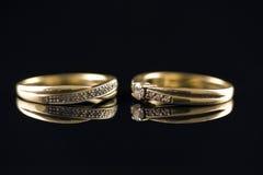кольца 2 Стоковое фото RF