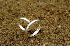 кольца Стоковое Изображение RF
