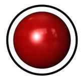 кольцо иконы шарика Стоковые Изображения