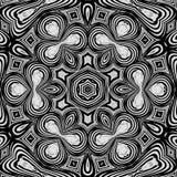 Кольцо клеверов иллюстрация вектора