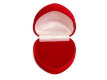 кольцо коробки Стоковые Фото